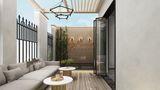 140平米别墅法式风格阳台图片