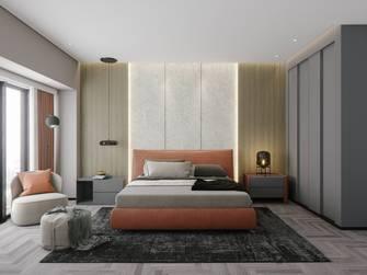 5-10万100平米法式风格卧室欣赏图
