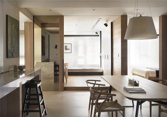 富裕型70平米日式风格餐厅装修效果图