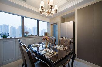 豪华型130平米四欧式风格餐厅欣赏图