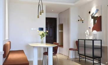 15-20万90平米三室一厅混搭风格餐厅设计图