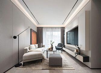 5-10万70平米现代简约风格客厅装修效果图