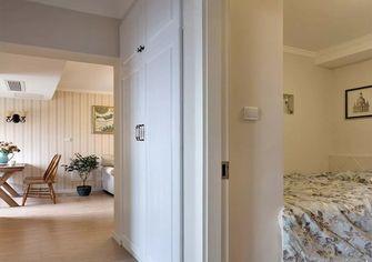 富裕型120平米三室两厅美式风格走廊图