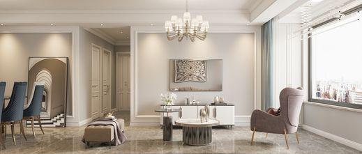 15-20万110平米三室一厅美式风格客厅图片