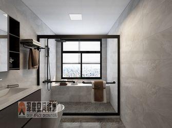 5-10万130平米四室两厅现代简约风格卫生间效果图