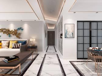 140平米四港式风格走廊装修效果图