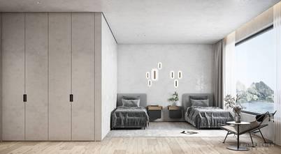 豪华型140平米轻奢风格阳光房设计图