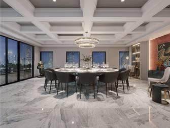 140平米别墅混搭风格客厅装修案例