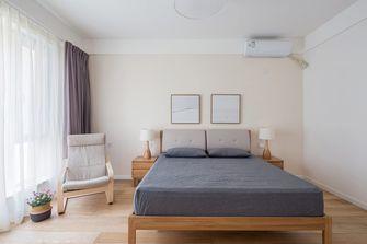 10-15万120平米三室两厅北欧风格卧室装修图片大全