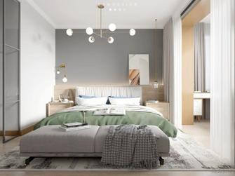 20万以上140平米四室两厅混搭风格卧室欣赏图