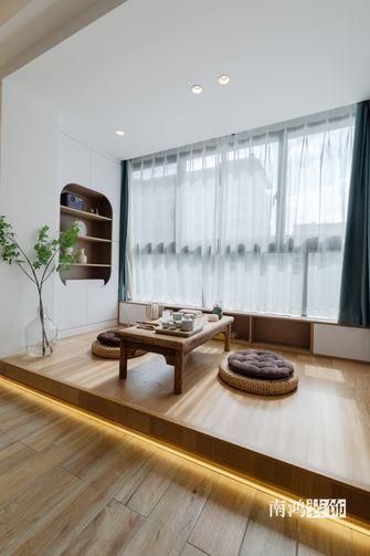 15-20万80平米三室两厅混搭风格阳台装修图片大全