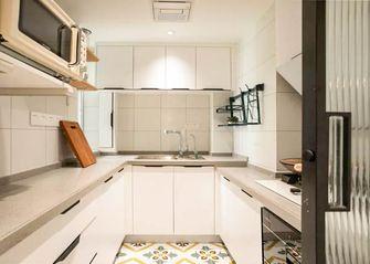 10-15万70平米日式风格厨房图