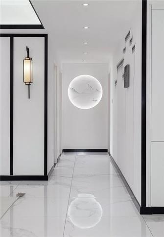 豪华型140平米三室两厅中式风格玄关装修案例