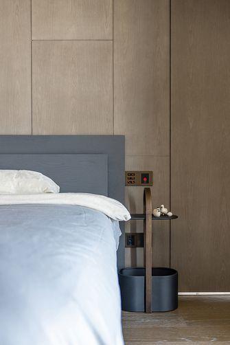 20万以上140平米三工业风风格卧室装修图片大全