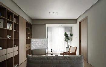富裕型120平米四室两厅现代简约风格客厅设计图