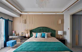 20万以上140平米三室两厅美式风格卧室设计图