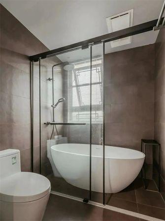 10-15万110平米三室两厅现代简约风格卫生间设计图