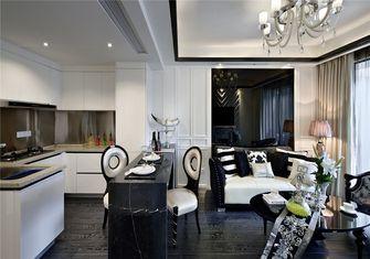 富裕型70平米公寓欧式风格厨房效果图