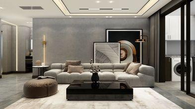 经济型140平米四室四厅轻奢风格玄关装修案例