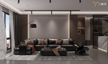 15-20万120平米一居室现代简约风格餐厅图