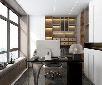 豪华型140平米四现代简约风格书房欣赏图