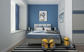 100平米三轻奢风格卧室图片大全