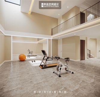 豪华型140平米别墅美式风格健身房效果图