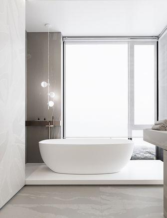豪华型140平米四室两厅轻奢风格卫生间装修案例