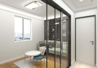 3-5万60平米混搭风格客厅装修效果图