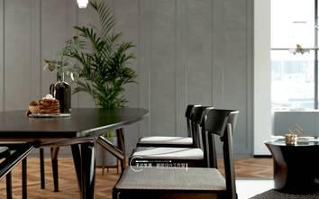 豪华型140平米四现代简约风格餐厅图