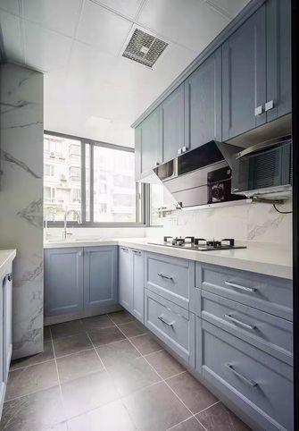 豪华型90平米美式风格厨房图片