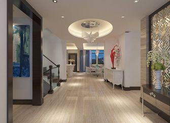 豪华型140平米别墅美式风格玄关欣赏图