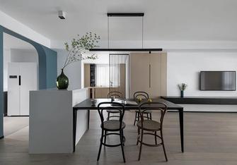 经济型90平米三现代简约风格餐厅装修案例