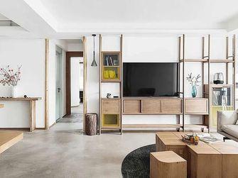 20万以上140平米三室三厅日式风格客厅装修案例