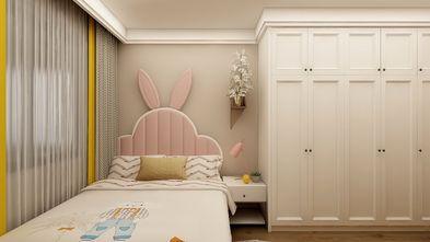 富裕型100平米三室一厅混搭风格青少年房欣赏图