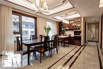 富裕型140平米复式中式风格走廊效果图