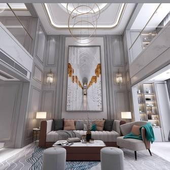 140平米别墅轻奢风格卧室设计图