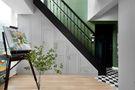 130平米三田园风格走廊设计图