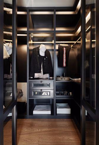 富裕型130平米现代简约风格衣帽间欣赏图