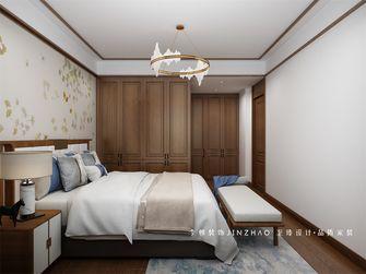 富裕型130平米四室两厅中式风格卧室图