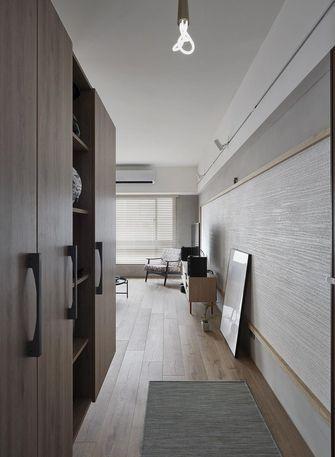 10-15万110平米三室两厅日式风格走廊设计图