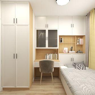 富裕型90平米北欧风格卧室效果图
