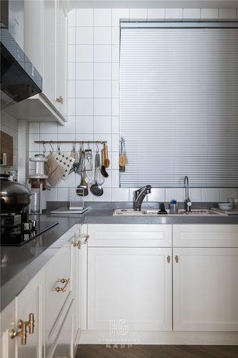 20万以上140平米复式美式风格厨房效果图