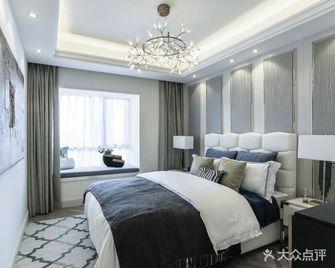 经济型120平米三法式风格卧室装修图片大全