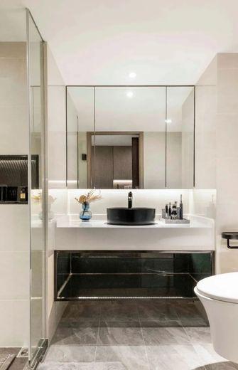 经济型30平米小户型现代简约风格卫生间装修效果图