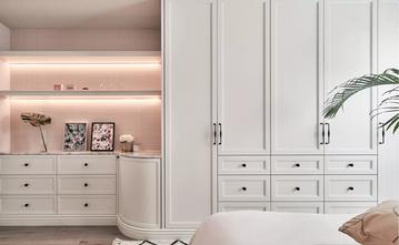 20万以上140平米别墅混搭风格卧室设计图