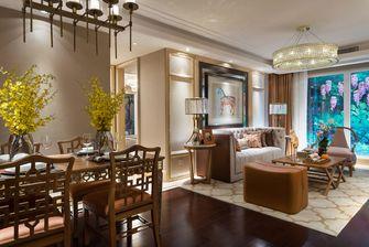 120平米三新古典风格客厅装修案例