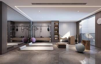 140平米三轻奢风格健身房装修案例