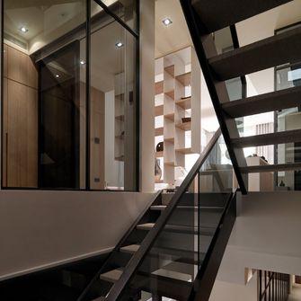 富裕型120平米轻奢风格楼梯间效果图