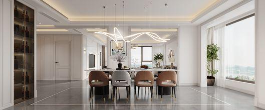 20万以上140平米别墅美式风格餐厅图片大全